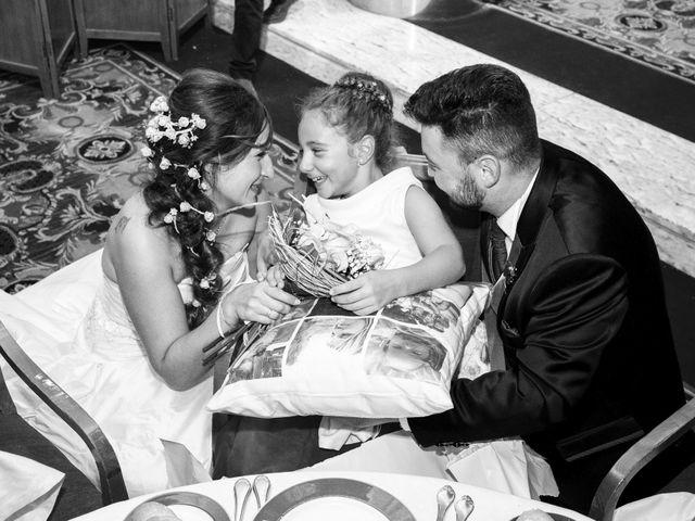 La boda de Rubén y Elena en Coslada, Madrid 45