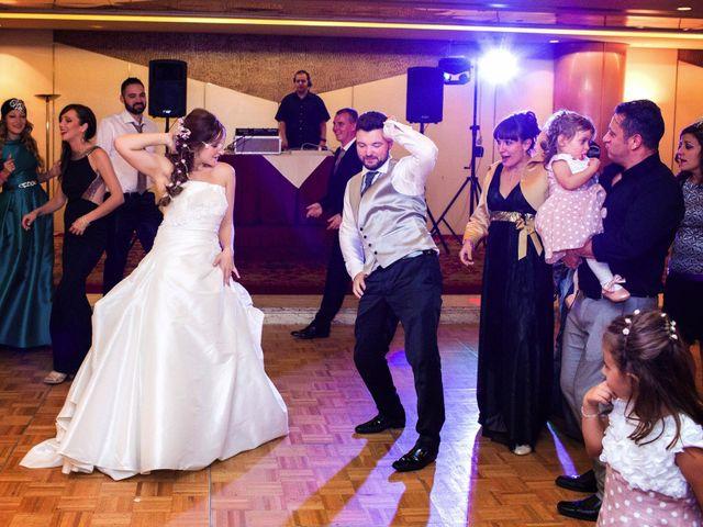 La boda de Rubén y Elena en Coslada, Madrid 48