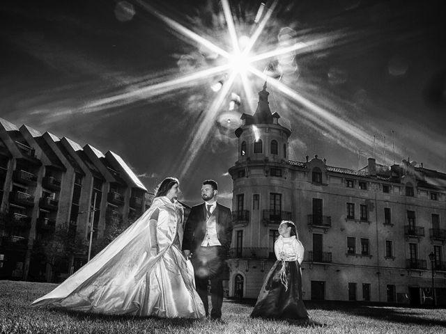 La boda de Rubén y Elena en Coslada, Madrid 49