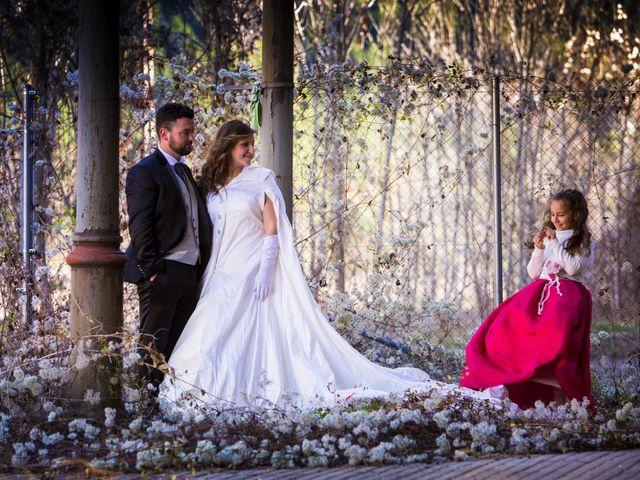 La boda de Rubén y Elena en Coslada, Madrid 58