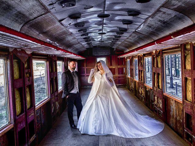 La boda de Rubén y Elena en Coslada, Madrid 60