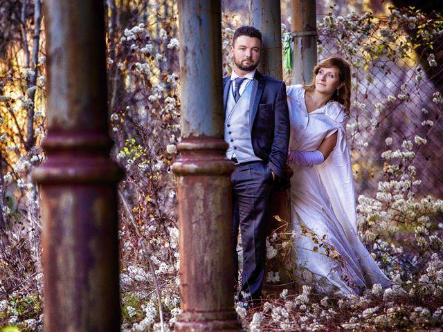 La boda de Rubén y Elena en Coslada, Madrid 61