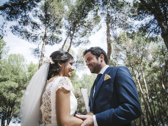 La boda de Antonio y Miriam en Tomelloso, Ciudad Real 13