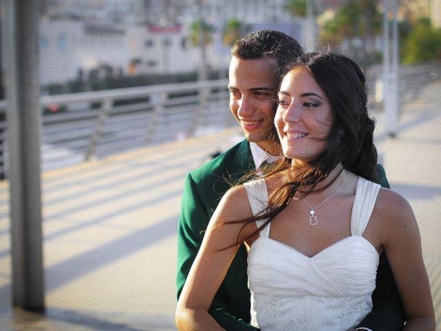 La boda de Josias y Aitana en Alacant/alicante, Alicante 20