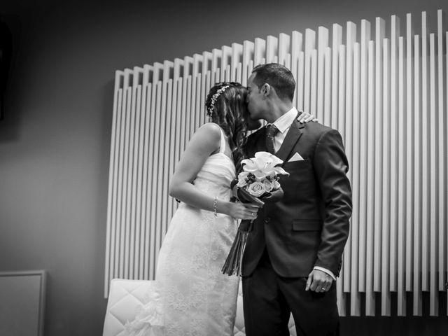 La boda de Josias y Aitana en Alacant/alicante, Alicante 21