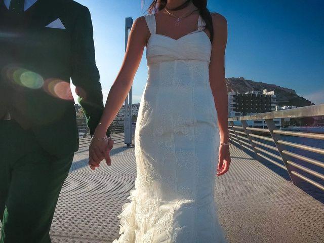 La boda de Josias y Aitana en Alacant/alicante, Alicante 28
