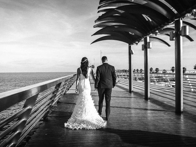 La boda de Aitana y Josias