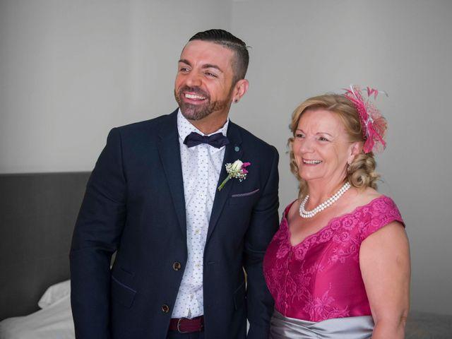 La boda de Jose y Vanessa en La Orotava, Santa Cruz de Tenerife 4