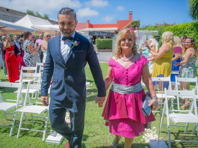 La boda de Jose y Vanessa en La Orotava, Santa Cruz de Tenerife 7