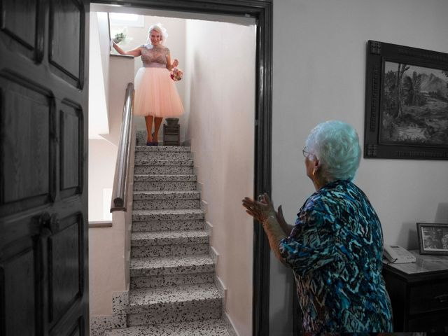 La boda de Jose y Vanessa en La Orotava, Santa Cruz de Tenerife 14