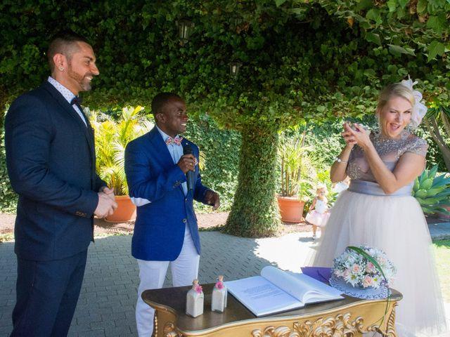 La boda de Jose y Vanessa en La Orotava, Santa Cruz de Tenerife 19