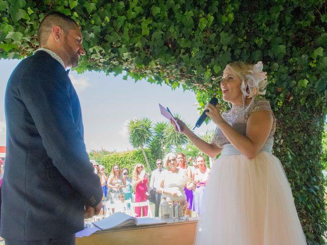 La boda de Jose y Vanessa en La Orotava, Santa Cruz de Tenerife 22