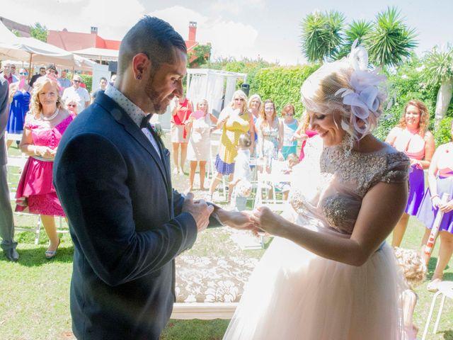La boda de Jose y Vanessa en La Orotava, Santa Cruz de Tenerife 24