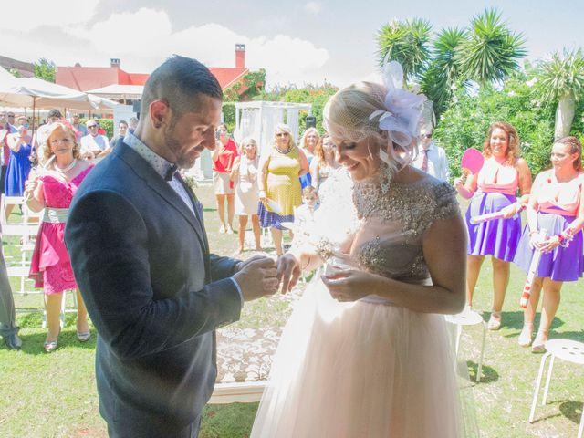 La boda de Jose y Vanessa en La Orotava, Santa Cruz de Tenerife 25