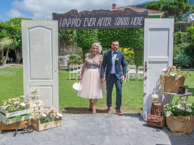 La boda de Jose y Vanessa en La Orotava, Santa Cruz de Tenerife 27