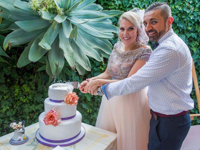 La boda de Jose y Vanessa en La Orotava, Santa Cruz de Tenerife 28