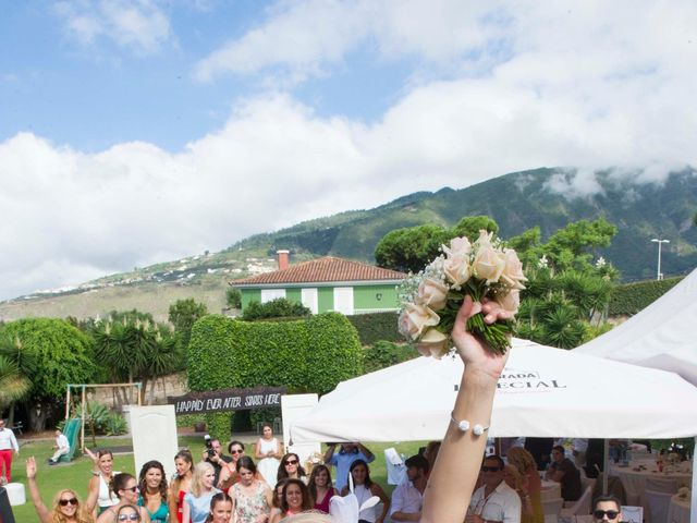La boda de Jose y Vanessa en La Orotava, Santa Cruz de Tenerife 29