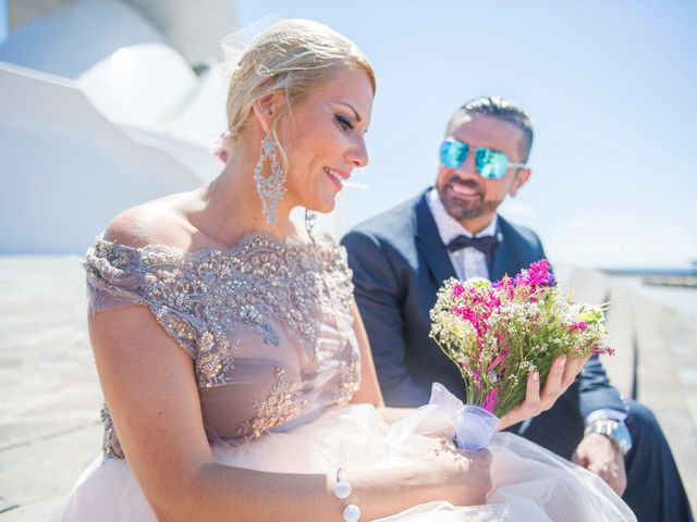 La boda de Jose y Vanessa en La Orotava, Santa Cruz de Tenerife 36