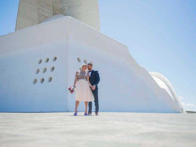 La boda de Jose y Vanessa en La Orotava, Santa Cruz de Tenerife 37