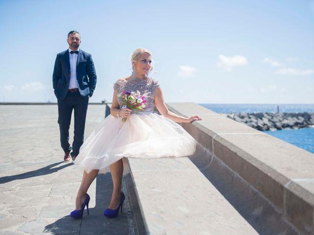 La boda de Jose y Vanessa en La Orotava, Santa Cruz de Tenerife 40