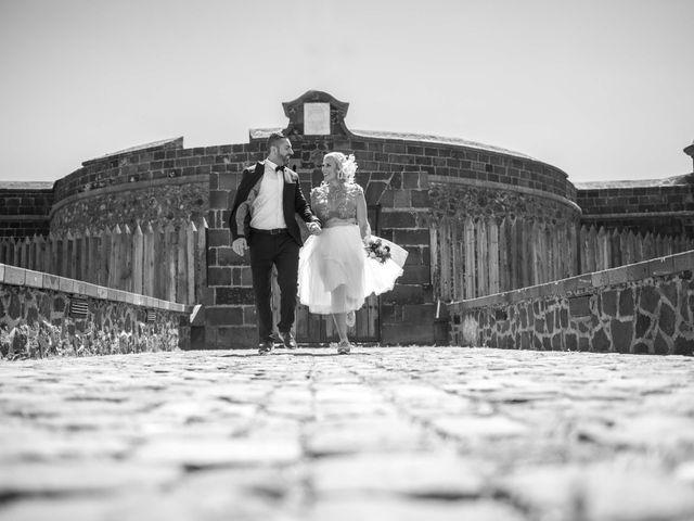 La boda de Jose y Vanessa en La Orotava, Santa Cruz de Tenerife 41