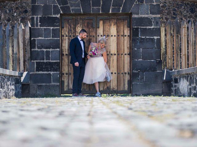La boda de Jose y Vanessa en La Orotava, Santa Cruz de Tenerife 42