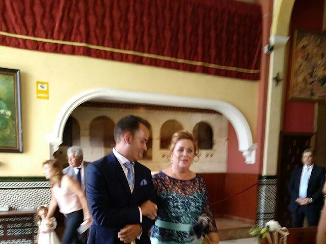 La boda de Marcos y Conchi en Santiponce, Sevilla 1