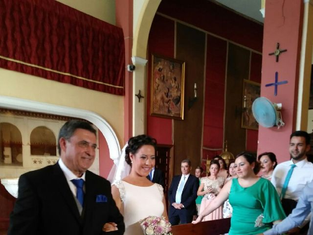 La boda de Marcos y Conchi en Santiponce, Sevilla 2