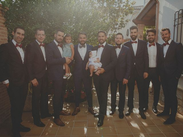 La boda de Pedro y Aurora en Casas De Los Pinos, Cuenca 11