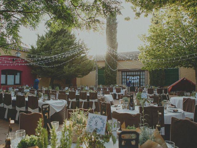 La boda de Pedro y Aurora en Casas De Los Pinos, Cuenca 22