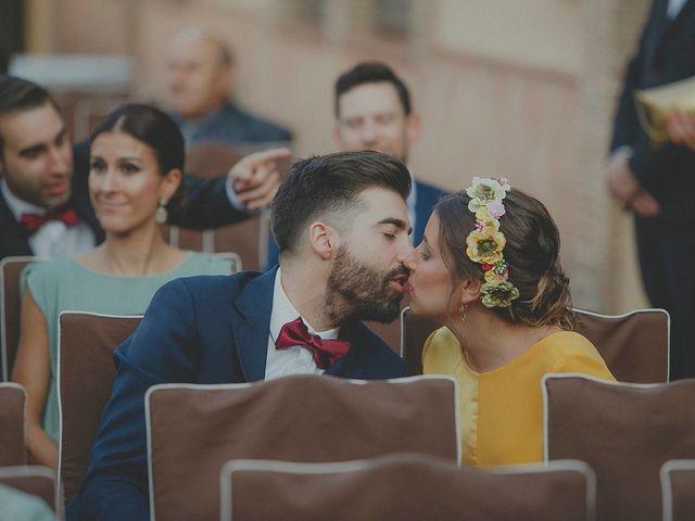 La boda de Pedro y Aurora en Casas De Los Pinos, Cuenca 26