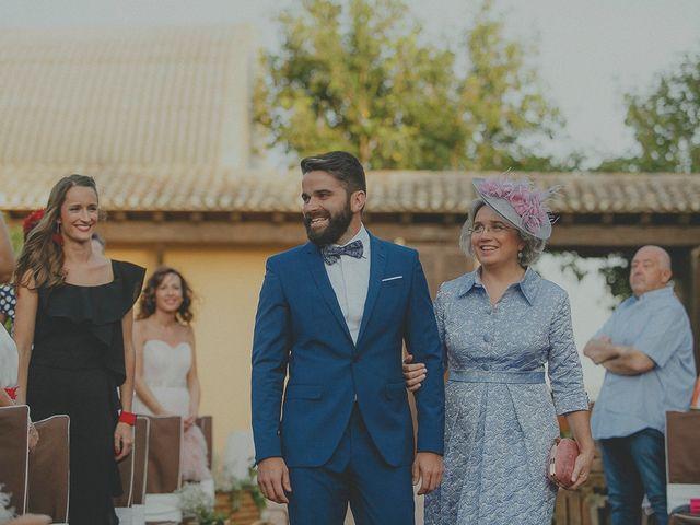 La boda de Pedro y Aurora en Casas De Los Pinos, Cuenca 29