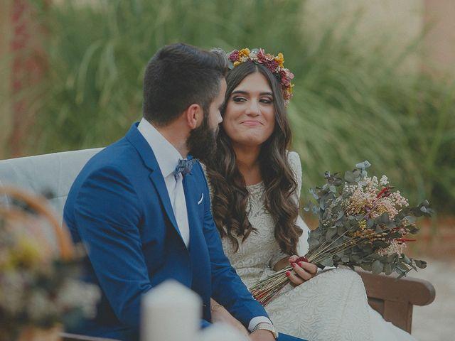 La boda de Pedro y Aurora en Casas De Los Pinos, Cuenca 33