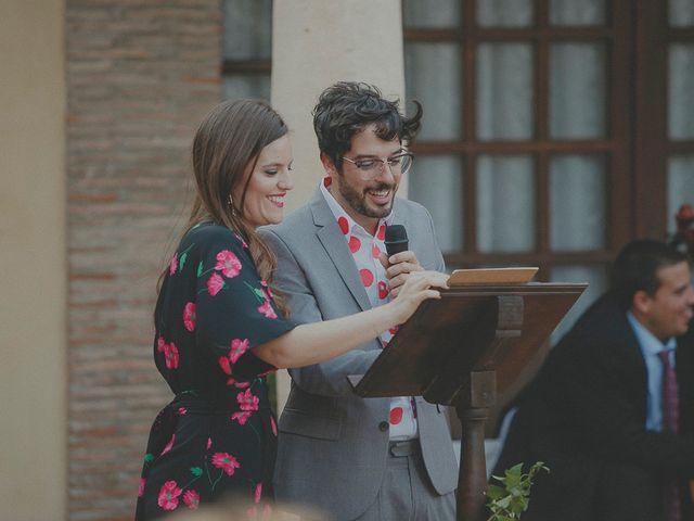 La boda de Pedro y Aurora en Casas De Los Pinos, Cuenca 35