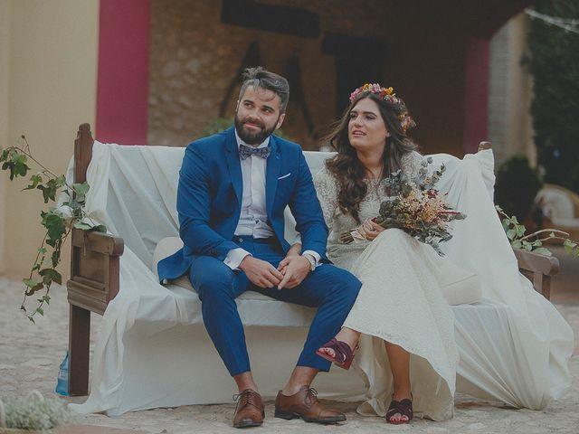 La boda de Pedro y Aurora en Casas De Los Pinos, Cuenca 36