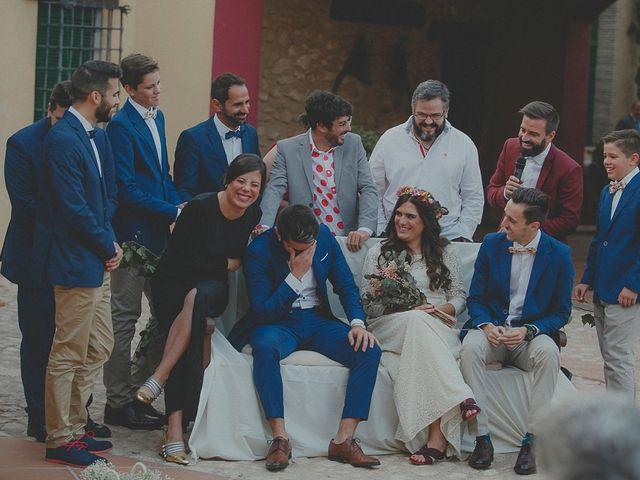 La boda de Pedro y Aurora en Casas De Los Pinos, Cuenca 39
