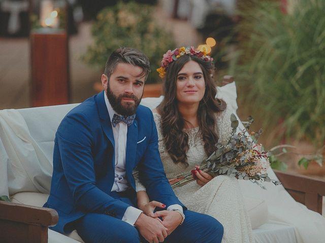 La boda de Pedro y Aurora en Casas De Los Pinos, Cuenca 40