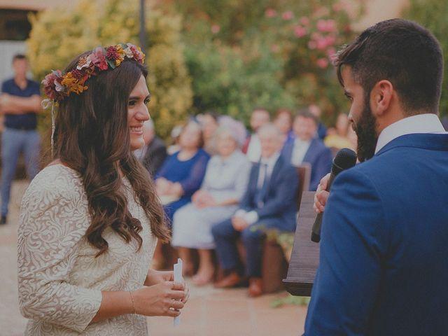 La boda de Pedro y Aurora en Casas De Los Pinos, Cuenca 41