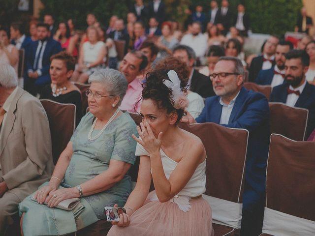 La boda de Pedro y Aurora en Casas De Los Pinos, Cuenca 42
