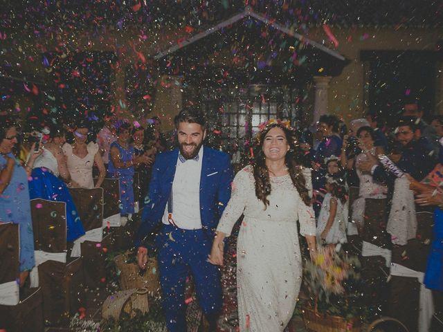 La boda de Pedro y Aurora en Casas De Los Pinos, Cuenca 43