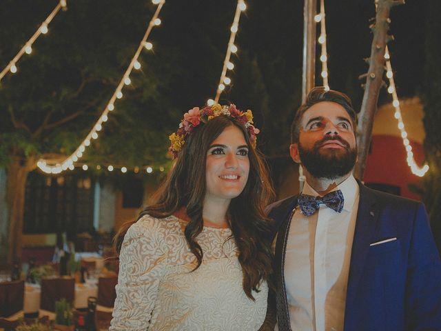 La boda de Pedro y Aurora en Casas De Los Pinos, Cuenca 45