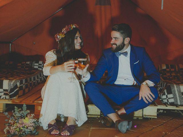 La boda de Pedro y Aurora en Casas De Los Pinos, Cuenca 46