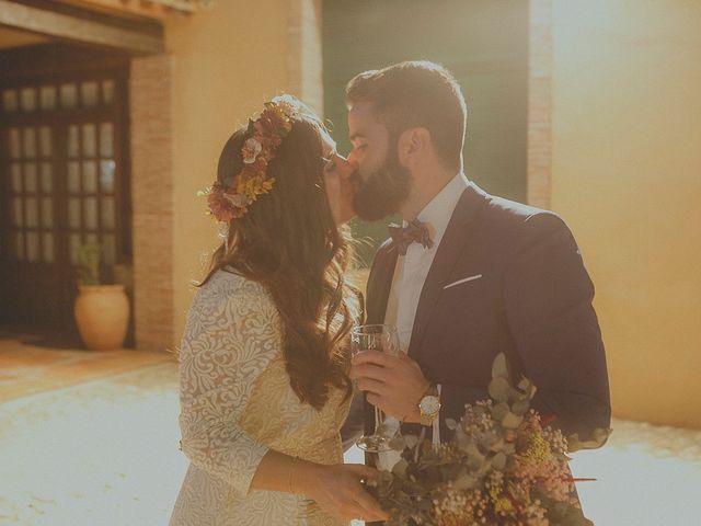 La boda de Pedro y Aurora en Casas De Los Pinos, Cuenca 47