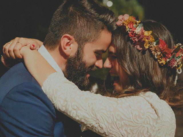 La boda de Pedro y Aurora en Casas De Los Pinos, Cuenca 48