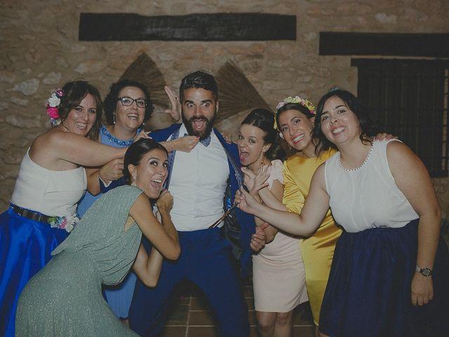 La boda de Pedro y Aurora en Casas De Los Pinos, Cuenca 55