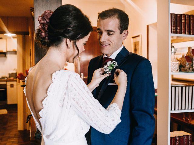 La boda de Carlos y Sonia en Torrelodones, Madrid 1