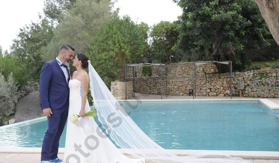 La boda de Luis  y Elo en Alaro, Islas Baleares