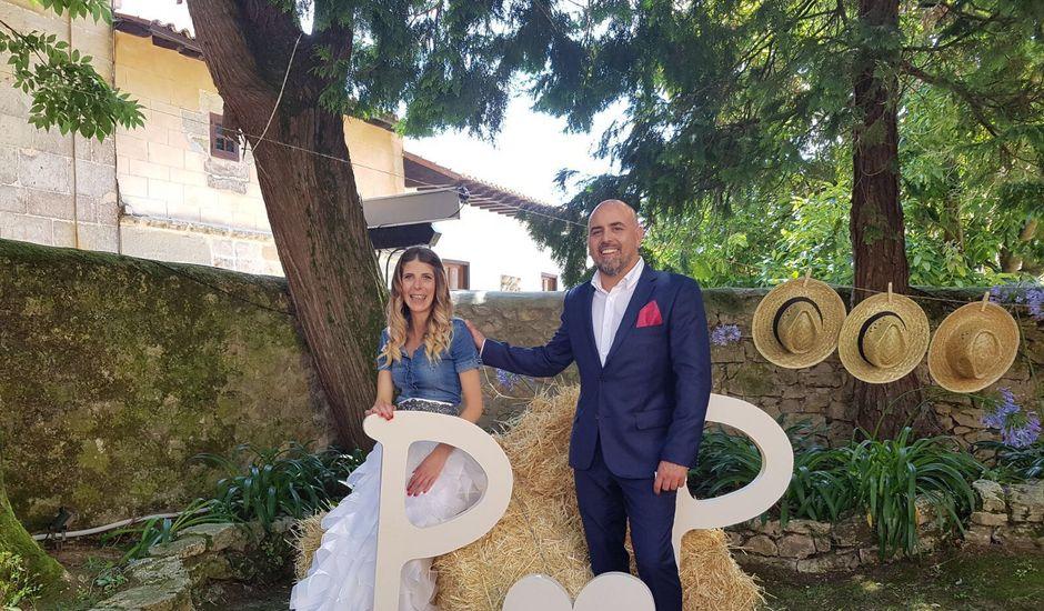 La boda de Patri y Pedro  en Santillana Del Mar, Cantabria