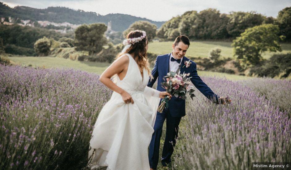 La boda de Cristina y Nico en Castellterçol, Barcelona