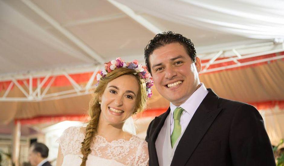 La boda de Enrique y Ruth en Badajoz, Badajoz